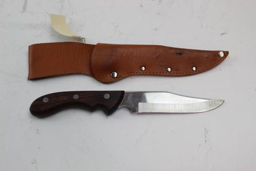 Interpur Fixed Blade Knife