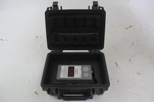 Intoximeters Alco-sensor III
