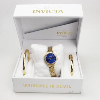 Invicta Angel Collection Watch With Matching Bracelet