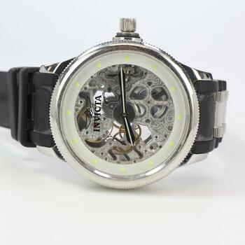 Invicta Russian Diver Skeleton Watch