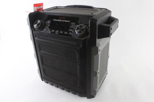 Ion Explorer Outback Wireless Portable Speaker