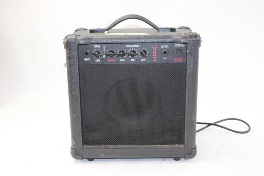 Ion IGA03 Guitar Amplifier