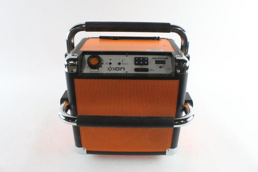 Ion Job Rocker Speaker
