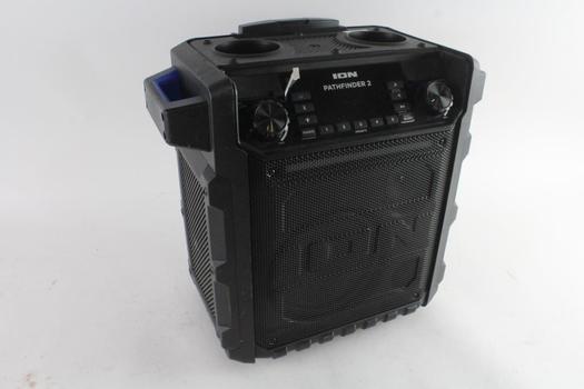 Ion Pathfinder 2 Portable Bluetooth Speaker