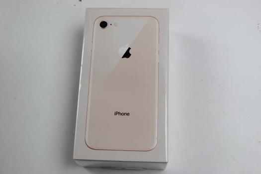 Iphone 8 64GB Gold Phone