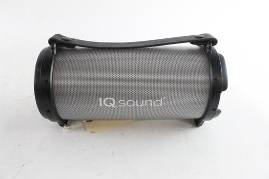 IQ Sound Bluetooth Portable Speaker