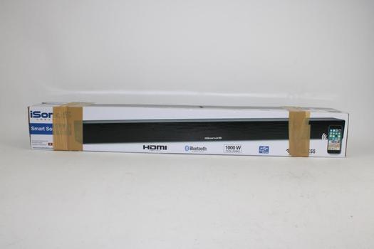 ISonos Theaters Smart Sound Series Soundbar (Model IS-1)