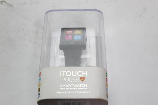ITouch Pulse Smartwatch, New