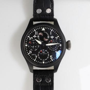 IWC Top Gun Pilot's Watch - Evaluated By Independent Specialist