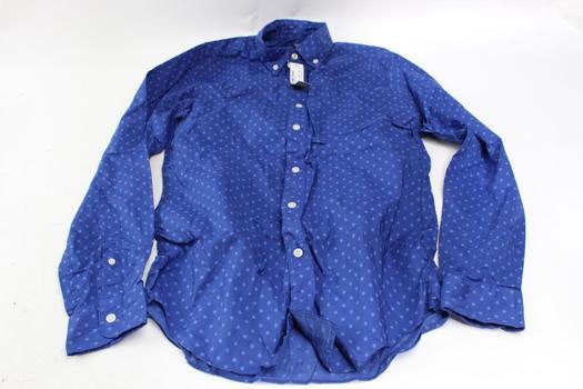 J. Crew Lightweight Button Up Long Sleeve Shirt