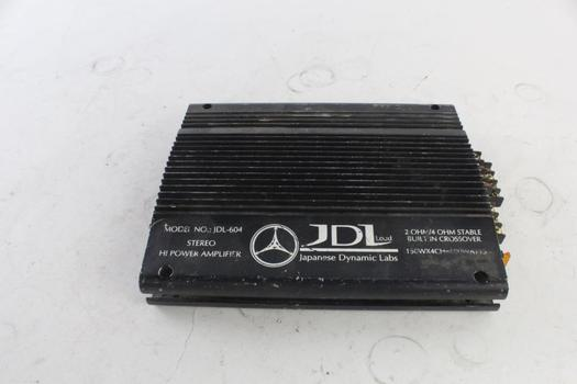 Japanese Dynamic Labs Amplifier
