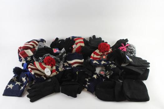 Javel And Other Brands, Gloves And More, 15+ Pieces