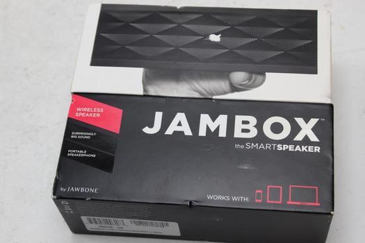 Jawbone Jambox Portable Speaker