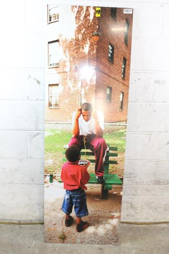 Jay Z Print On Aluminum