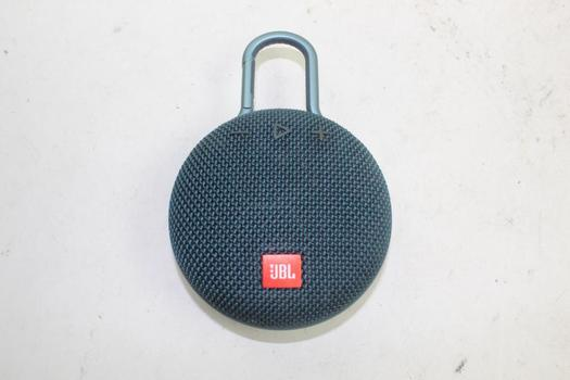 JBL Clip3 Portable Bluetooth Speaker