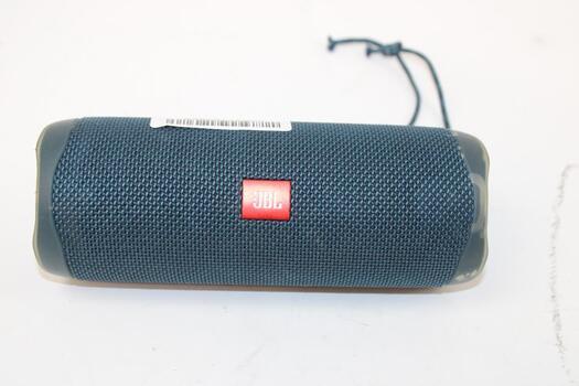 JBL Flip 5 Blue Portable Speaker