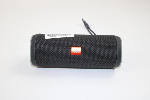JBL Flip Charge 4 Black Speaker