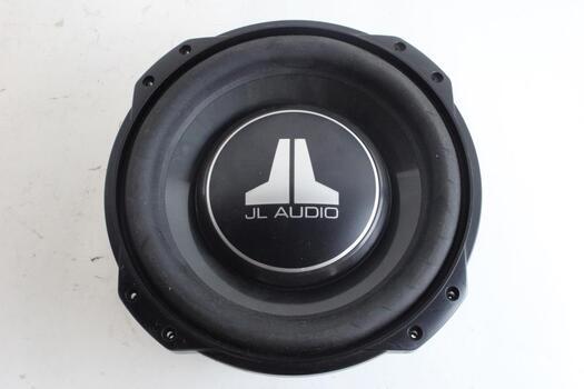 JL Audio 10 Inch Subwoofer