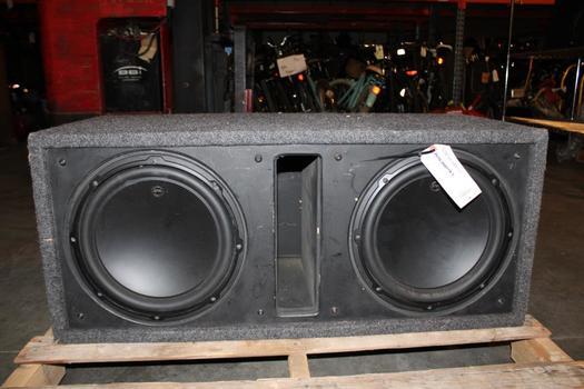 JL Audio W3 Speakers In Box