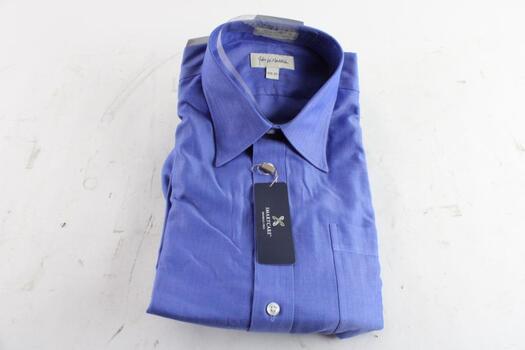 John W. Nordstrom Collared Shirt, Size 17.5-37