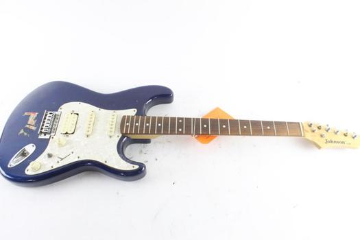 Johnson By AXL ELectric Guitar