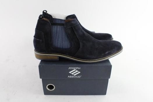 Joseph Abboud Men's Suede Chelsea Boot, Size 9