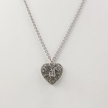 Judith Jack Sterling Silver Necklace
