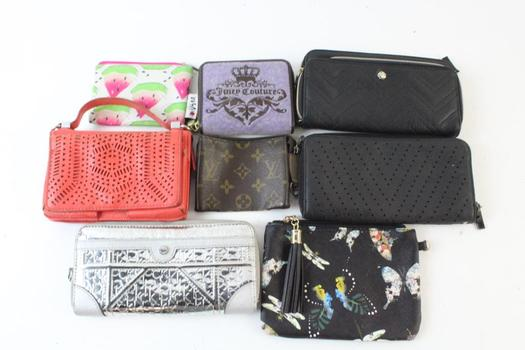 Juicy Princess Women's Wallet And More, 5+ Pieces