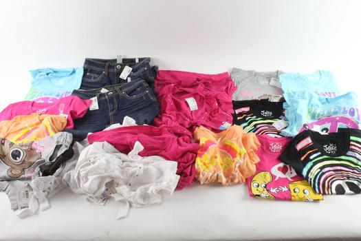 Justice Girls Jeans And Shorts, 10+ Pieces
