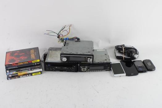 JVC Car Stereo And More, 10+ Pieces