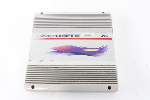 Jvc Power Digifine Amp