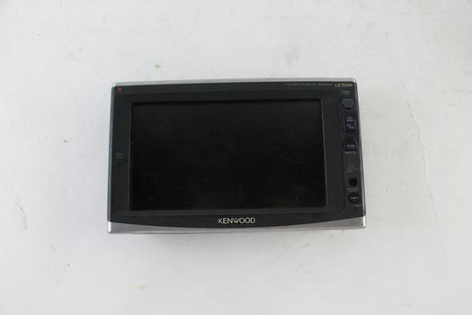 """Kenwood 7"""" Wide Color LCD Television Touch Panel"""