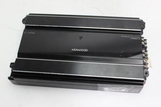 Kenwood Amplifier