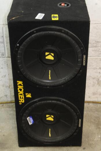 Kick Car Stereo