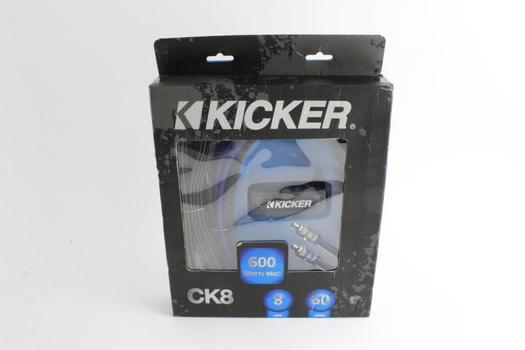 Kicker 2-Channel Complete Amplifier Kit