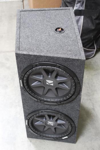 Kicker Comp VR Car Speaker