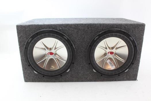 Kicker Cvr Speakers In Box