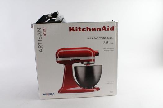KitchenAid Artisan Mini Tilt Head Stand Mixer