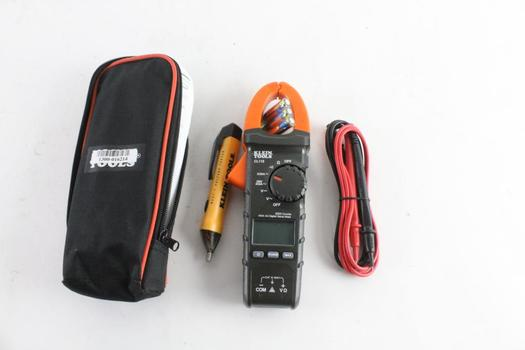 Klein Tools Digital Clamp Meter