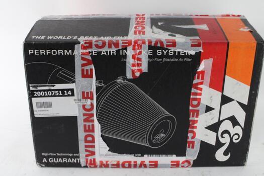 K&N Air Intake With Filter Kit