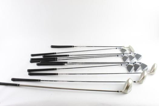 Knight Aspect Clubs, 11 Pieces