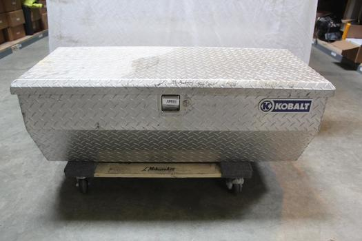 Kobalt  Aluminum Universal Side Mount Truck Tool Box