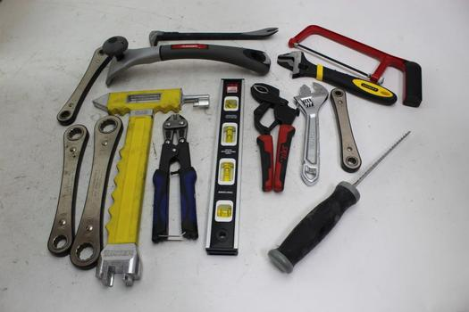 Kobalt Bolt Cutter, Klein Tools Hand Saw And More Tools