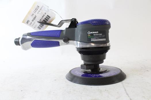 Kobalt Dual Action Sander