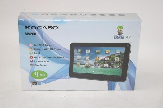 Kocaso M9200 Android Tablet