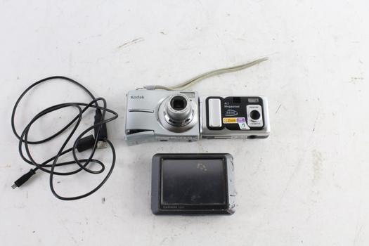 Kodak Digital Camera And More, 3 Pieces