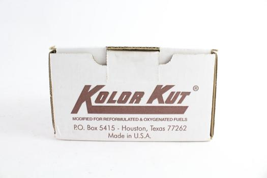 Kolor Kut Modified Water Indicating Paste, 2.5 Oz., 12 Pieces