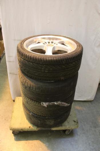 Konig 18 Inch Wheels, Set Of 4