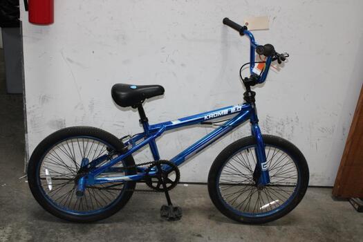 Krome 2.0 Single Speed Road Bike
