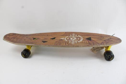 """Kryptonics 36"""" Complete Longboard Skateboard"""
